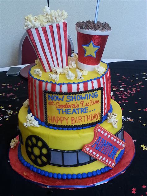 themed birthday cakes alberton movie themed birthday party birthday girl celebrates
