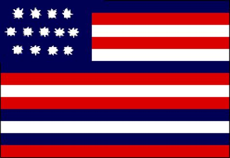american revolution flag old revolutionary war flags colonial flags used in the
