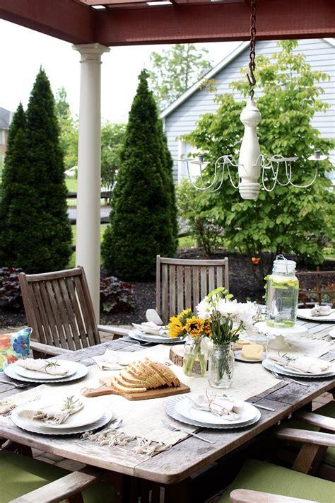 patio decorations 12 stylish porch deck and patio decor ideas listsy
