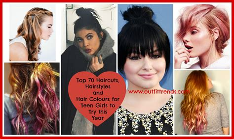 Hairstyles For School For Teenagers 2016 by 2018 Hairstyles For 70 Top Hair Styles
