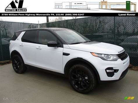 1043 the fan text line 2017 land rover discovery sport white 28 images 100