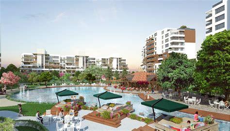 Wohnungen Zum Verkauf istanbul wohnungen mit dorf konzept