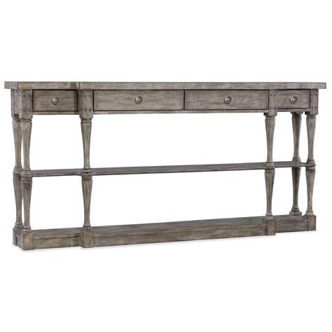 sanctuary 4 drawer console table furniture sanctuary 5620 85001 ltgy four drawer