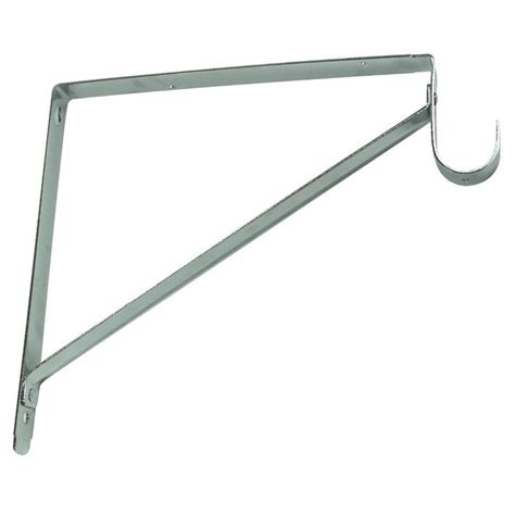 Closet Shelf Brackets And Rods by Style Selections Shelf And Closet Rod Bracket Lowe S Canada
