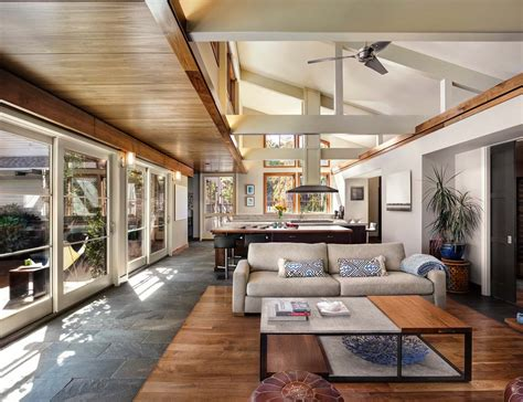 home interior design sles leed platinum contemporary ranch house in northern california