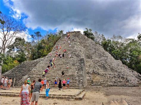 coba pyramid mexico my pictures from mexico 2014 pinterest video a day trip to coba tulum world wanderista