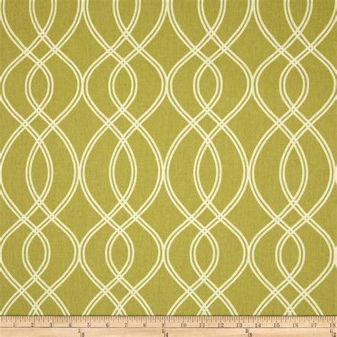 home upholstery fabrics robert allen home crypton helix ogee lemongrass
