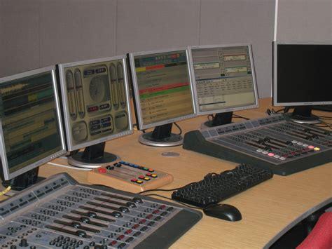 broadcast mixing console zenon media