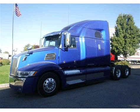 2017 western 5700xe conventional trucks for sale 20