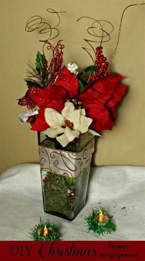 holiday christmas floral centerpiece 20 christmas flower