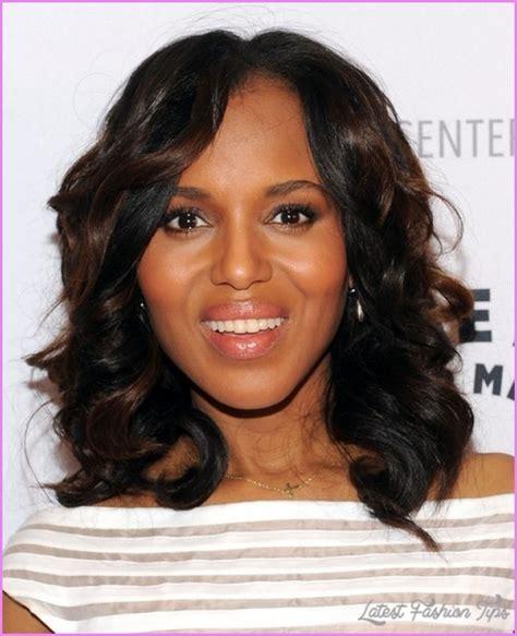 Medium Haircuts African American Hair Latestfashiontips | medium haircuts african american hair latestfashiontips