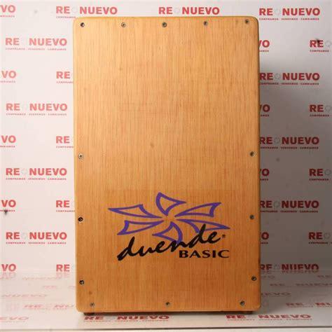 cajones segunda mano caj 243 n flamenco de segunda mano duende classic e279508