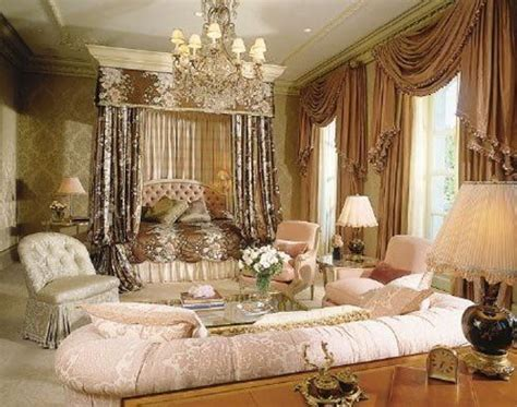 royal theme bedrooms luxury style decorating ideas regal