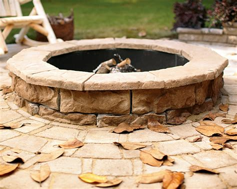 diy pit using rocks 5 simple steps to build a backyard pit realtor remax 100