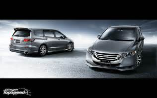 Honda Ody Honda Odyssey Wallpapers