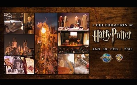 new details announced about how universal orlando s universal orlando s quot a celebration of harry potter