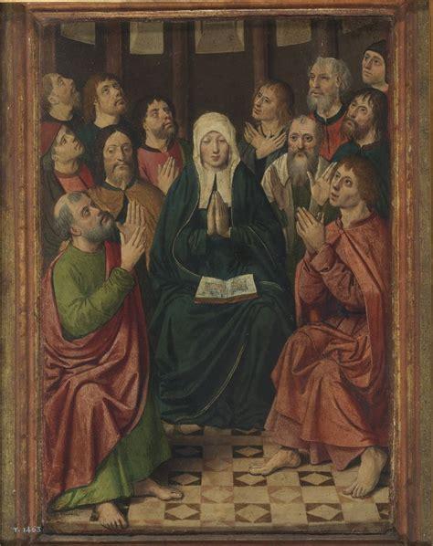 imagenes religiosas barcelona quot pentecost 233 s quot an 243 nimo ca 1550 legado bosch