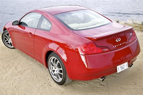 2003 2007 infiniti g35 coupe used car review autotrader
