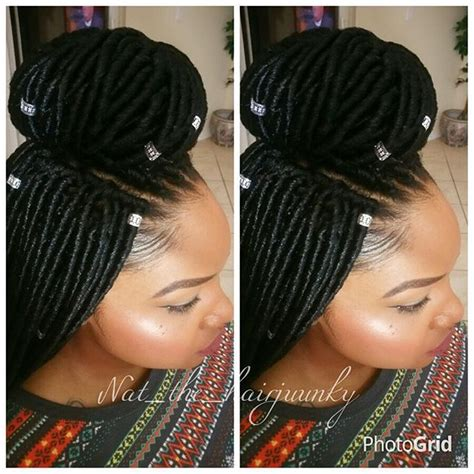 crinkle locs styles how to crinkle faux locs hairstylegalleries com