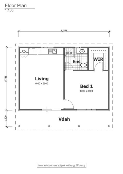floor plan granny flat studio grannyflat floorplan the granny flats