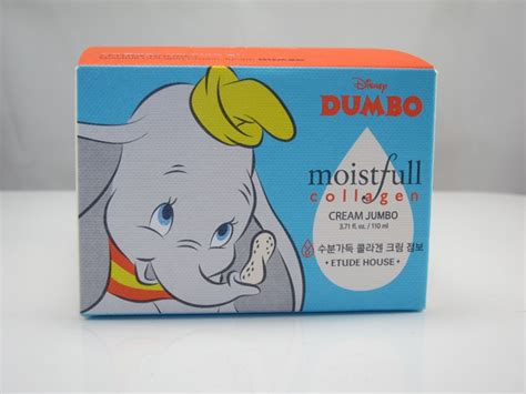 Etude House Dumbo Edition Moistful Collagen Mask Sheet etude house moistfull collagen jumbo dumbo review musings of a muse