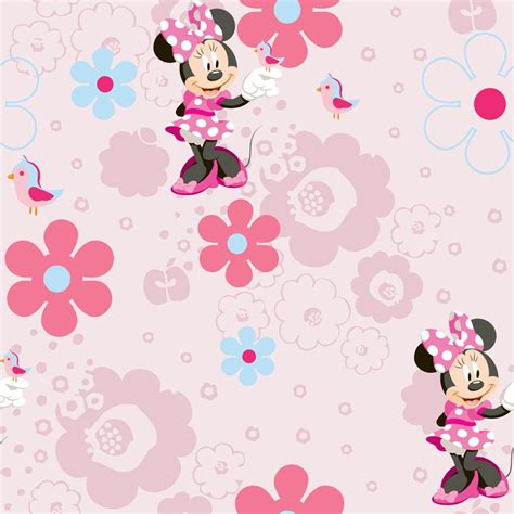 Polka Dot Curtains Disney Mickey Amp Minnie Mouse Wallpapers And Borders Kids