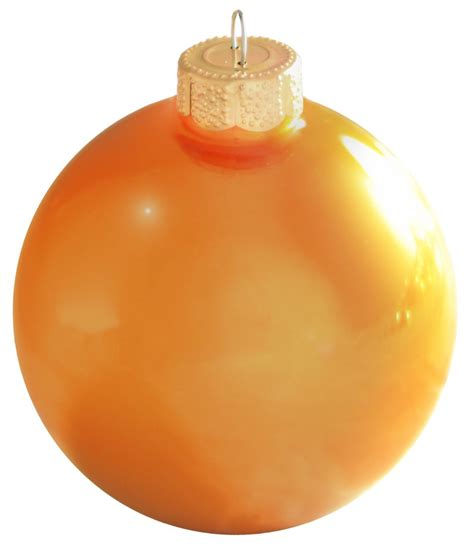 compare prices on orange christmas ornaments online