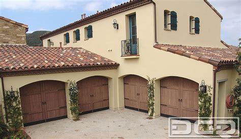spanish style garage spanish colonial 11 custom architectural garage door