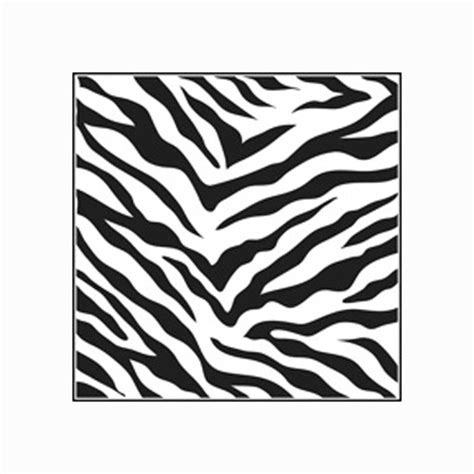 printable zebra print stencil printable zebra stencil clipart best