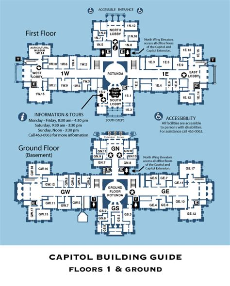 us capitol building floor plan u s capitol building map pictures to pin on pinterest