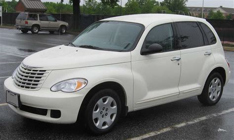 Pt Cruiser Manufacturer by Chrysler Pt Cruiser