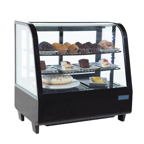 Countertop Refrigerated Merchandiser by Polar Countertop Refrigerated Merchandiser 100 Ltr Cc611