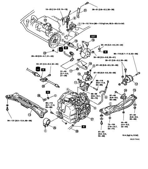 cd4e transmission diagram 2001 mazda 626 automatic transmission diagram wiring