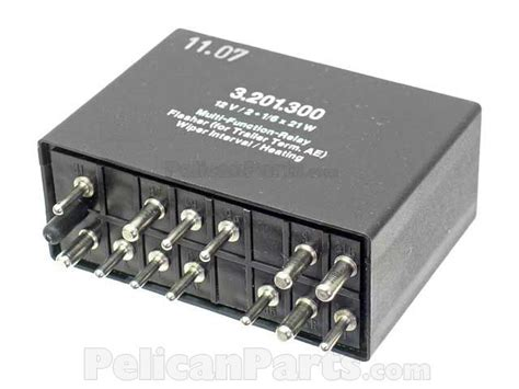 Relay Hazard W202 mercedes c class 1994 2000 w202 switches motors relays fuses wiring page 4