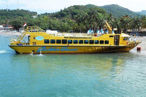 fast boat ke gili air golden queen fastboat bali gili lombok tiket murah