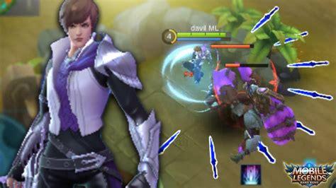 discord mobile legend new assassin gossen has insane skills mobile legends