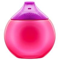 Boon New Fluid Sippy Cup Pink Ungu boon fluid sippy cup 9 months purple pink 1 sippy
