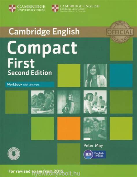 cambridge english compact   edition