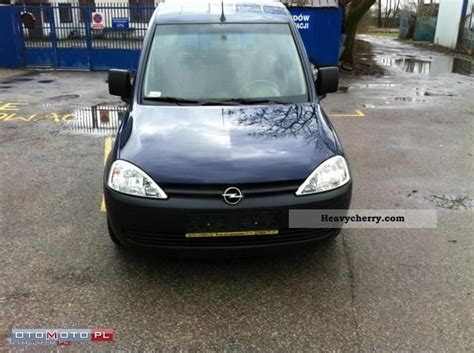 opel combo 2008 opel maker with pictures page 6