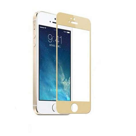Tempered Glass Untuk Iphone 5c colorful tempered glass screen protectors for iphone