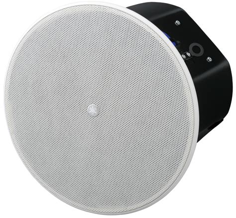 8 Ohm Ceiling Speakers by Yamaha Vxc8w 8 8 Ohm 70v Ceiling Speaker In White
