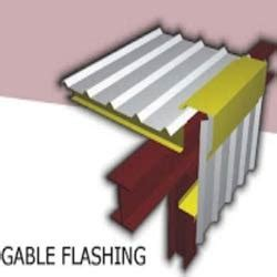 gable flashing view specifications details  gable