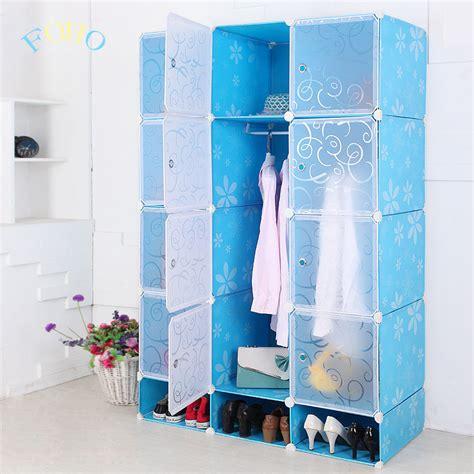Lemari Plastik Foho diy casa de armazenamento de dobramento pl 225 stico montar o