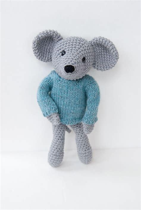 pattern crochet mouse mouse pattern knitting patterns and crochet patterns