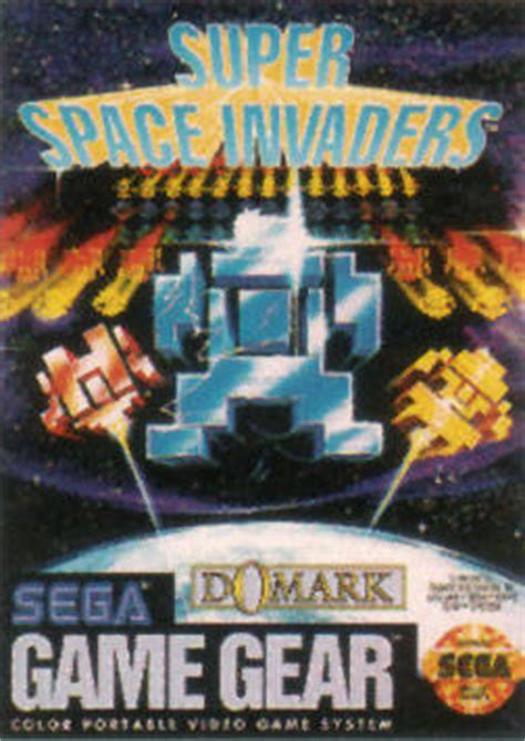 play super space invaders sega game gear  play retro games   game oldies