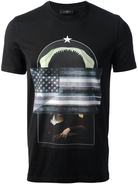 givenchy shirt style c c sabathia s roc nation sports givenchy flag collage print t shirt
