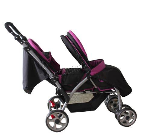 toddler stroller foxhunter baby toddler tandem stroller