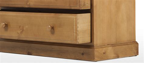 3 Drawer Pine Chest Of Drawers by Essentials Pine 2 3 Drawer Chest Of Drawers Quercus