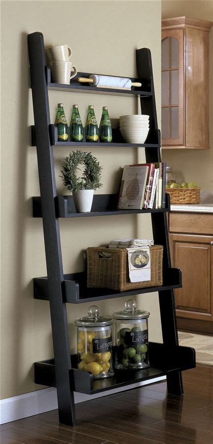 shelf decorations 25 best ideas about ladder shelf decor on pinterest