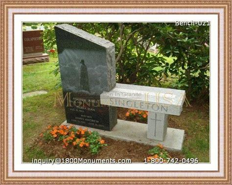 bench headstones 10 best ideas about headstone ideas on pinterest